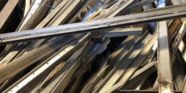 Picture of Old Sheet Aluminum