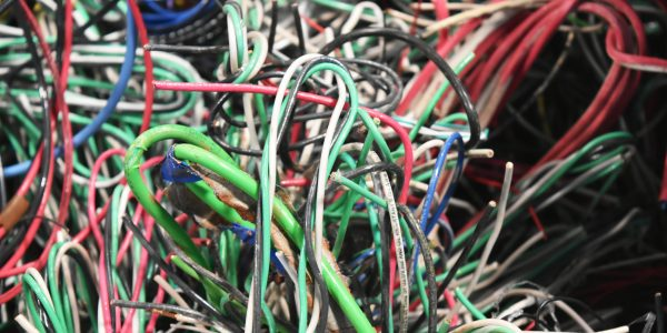 Picture of THHN Wire