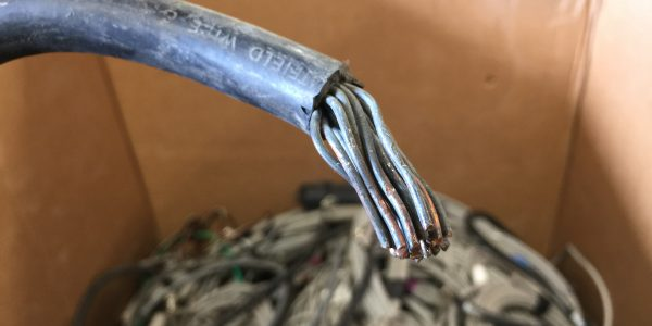 Picture of Tin Insulated Copper Wire