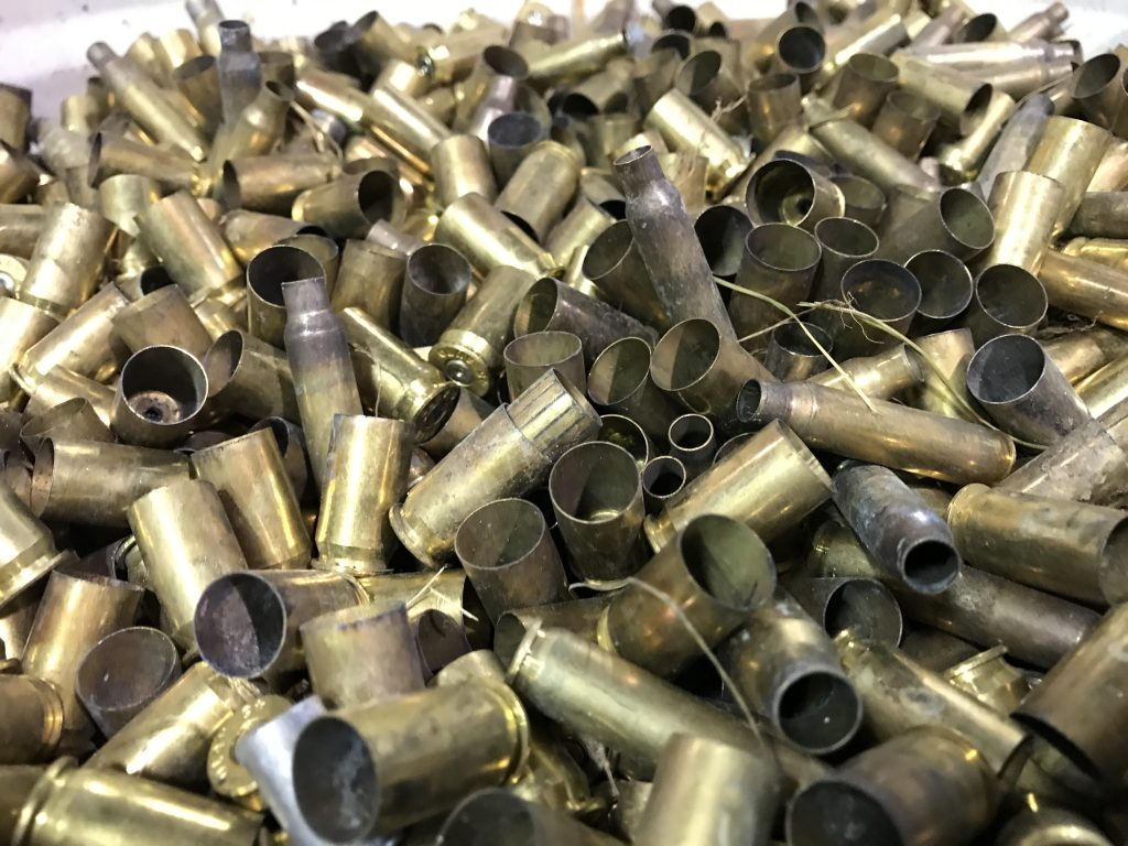 Brass Shells Picture