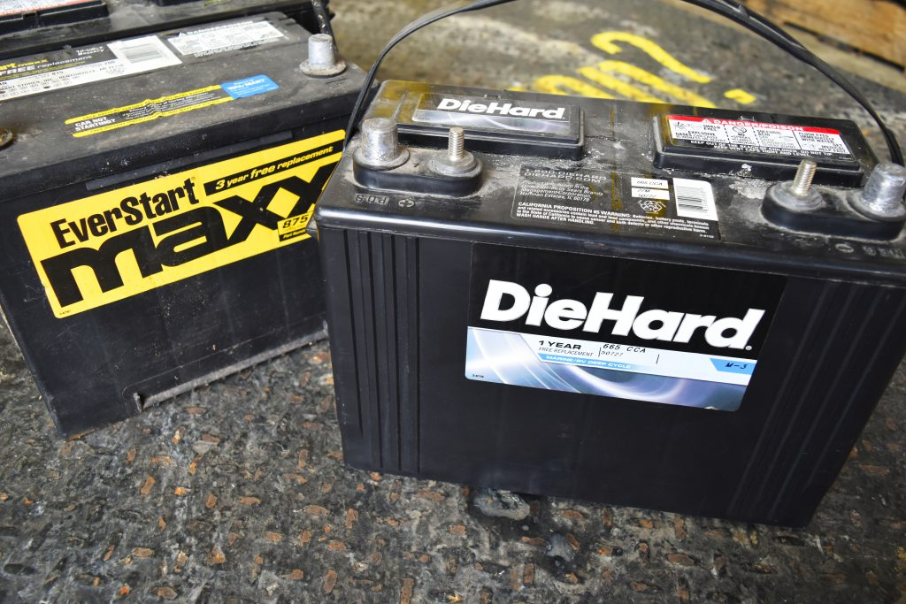 Photo of Car/Truck Batteries