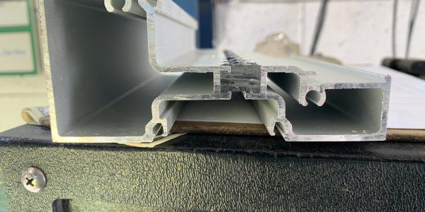 Picture of Aluminum Thermo-Pane/Break