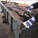The cost of your scrap metal pickup or car pick up is usually deducted from your scrap profit