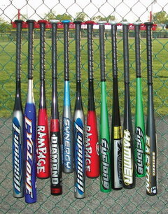 scrapping softball bats
