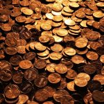 Its illegal to scrap money of any kind- even pennies