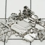 Platinum is one of the more attractive metals and is most often found in catalytic converters