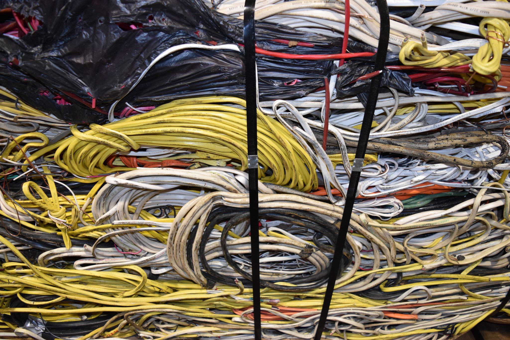 8 Most Common Places To Find Scrap Copper Wire Iscrap App China Electric Electrical Wires