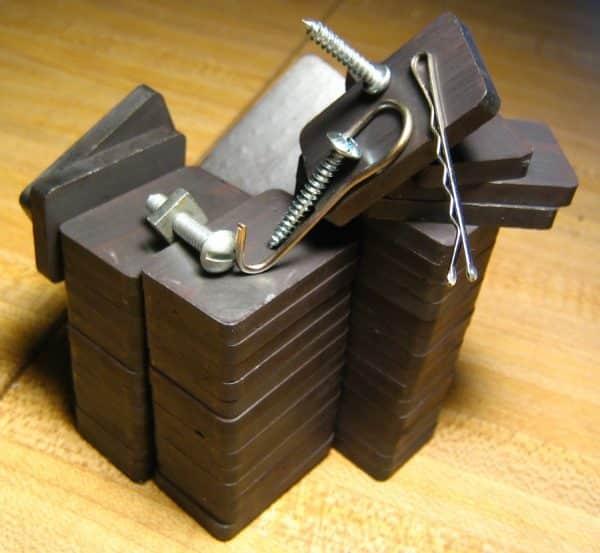 Scrap magnets