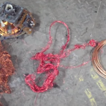 There are different grades of copper wire