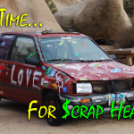 scrapping your car