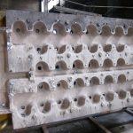 How to recycling scrap die cast aluminum.