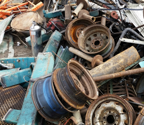 United Metals, Scrap Metal Yard in Snohomish, Washington