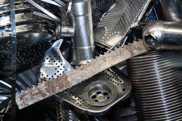 places to find stainless steel scrap