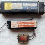 How to recycle scrap metal ballasts