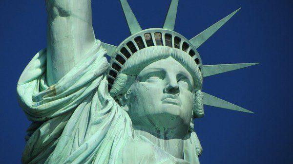 Statue of Liberty Copper Corrosion