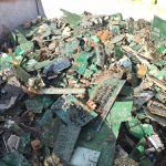 Selling scrap circuit boards and their components