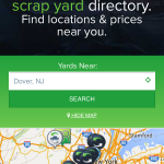How to report scrap metal prices on your phone