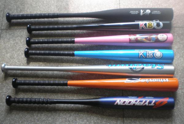 Recycling Aluminum Baseball Bats