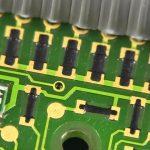 scrap metal gold from circuit boards