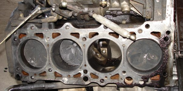 Picture of Aluminum Engine Block