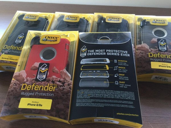 OtterBox Defender Series Features
