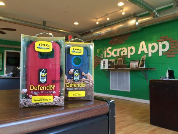iScrap App Otterbox