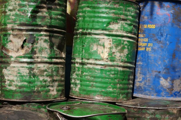 oil prices affecting scrap prices