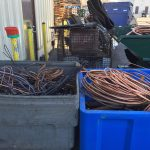 April 2016 scrap copper prices