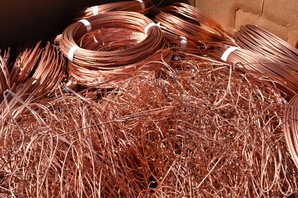 Copper Prices in Scrap Metal Industry