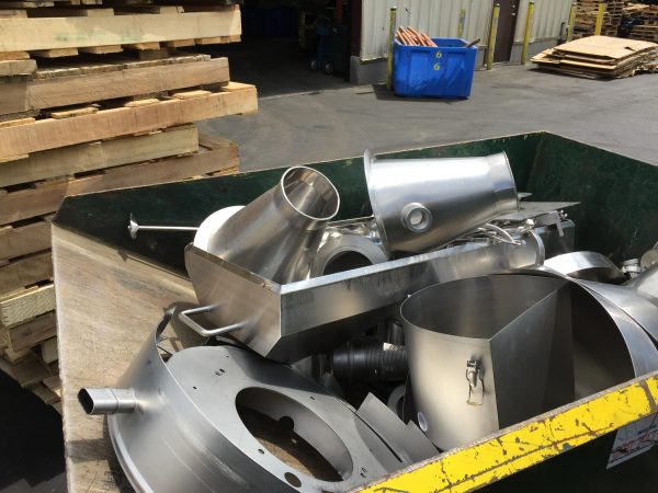 Types of Stainless Steel Scrap