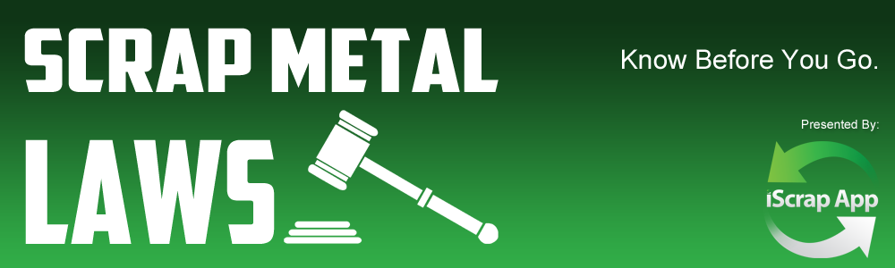 Scrap Metal Laws in US by iScrap App