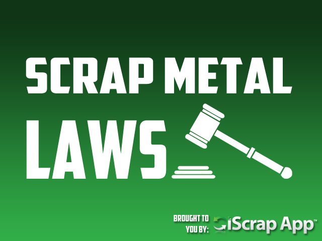 Scrap Metal Laws - iScrap App