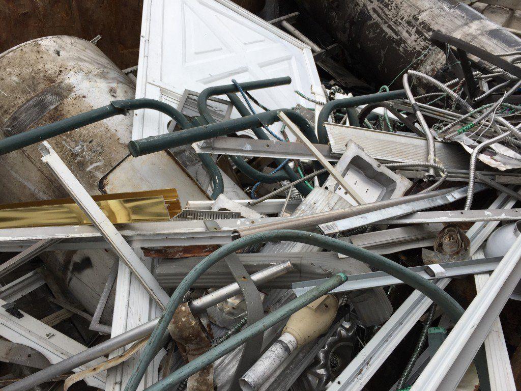 Aluminum Breakage Picture
