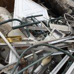 Picture of Aluminum Breakage