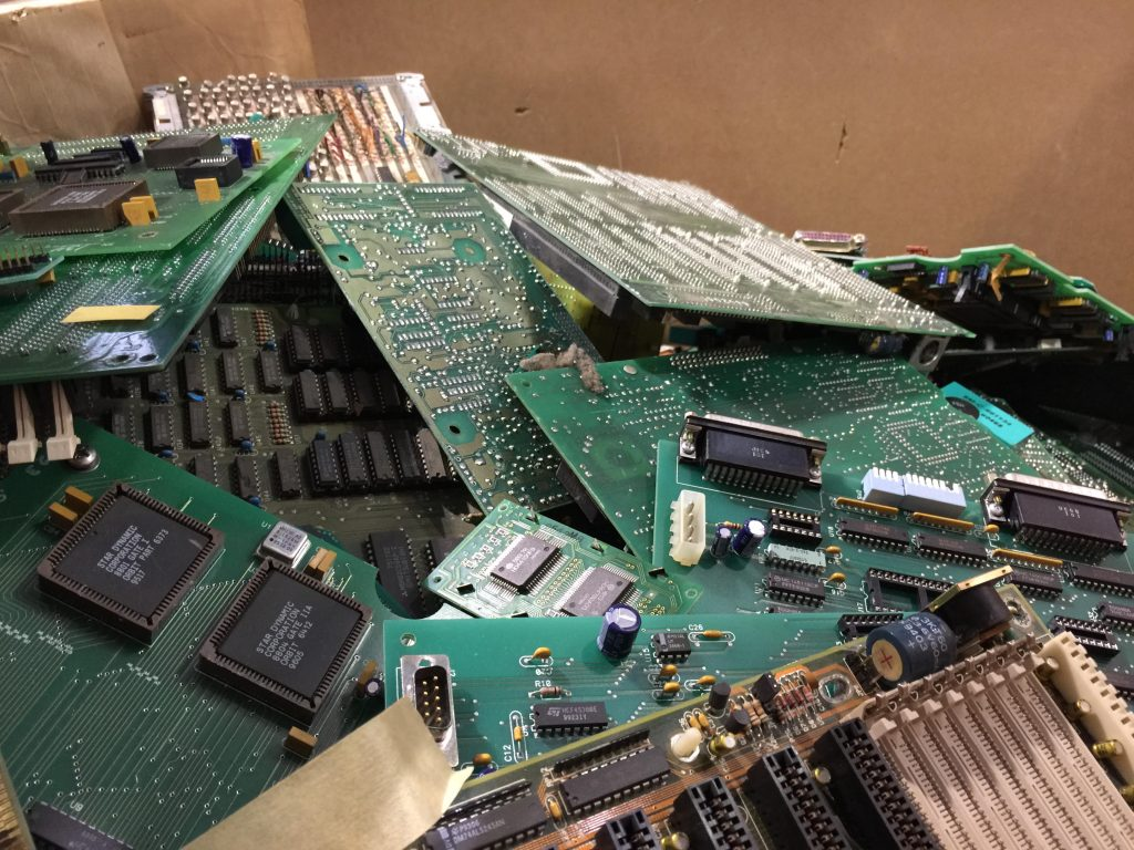 Motherboards Picture