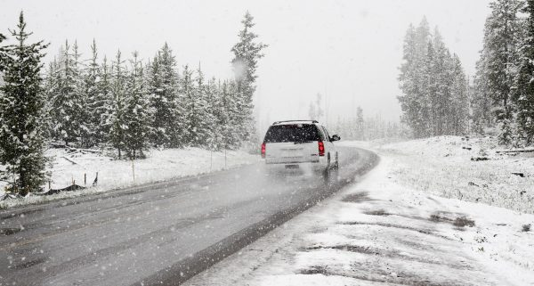 tips for dirving in the snow