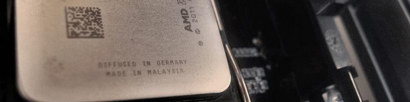 aluminum scrap from computers
