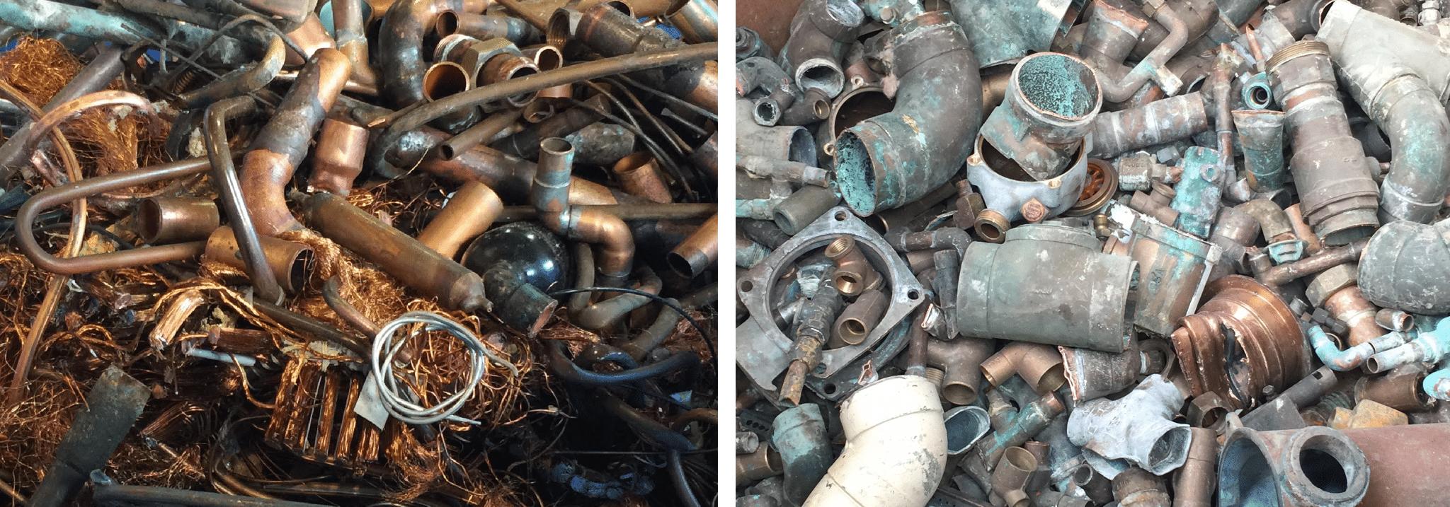 Difference Between Copper & Brass Scrap - iScrap App