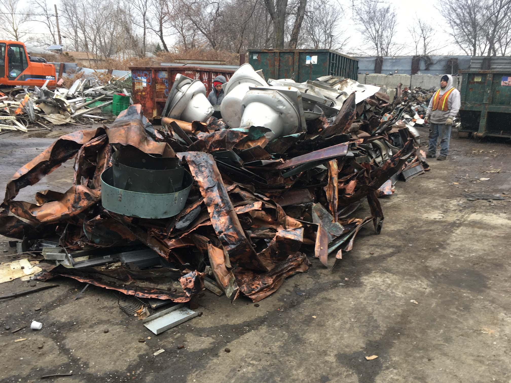 2/8/18 Scrap Price Report: Market Turmoil - iScrap App