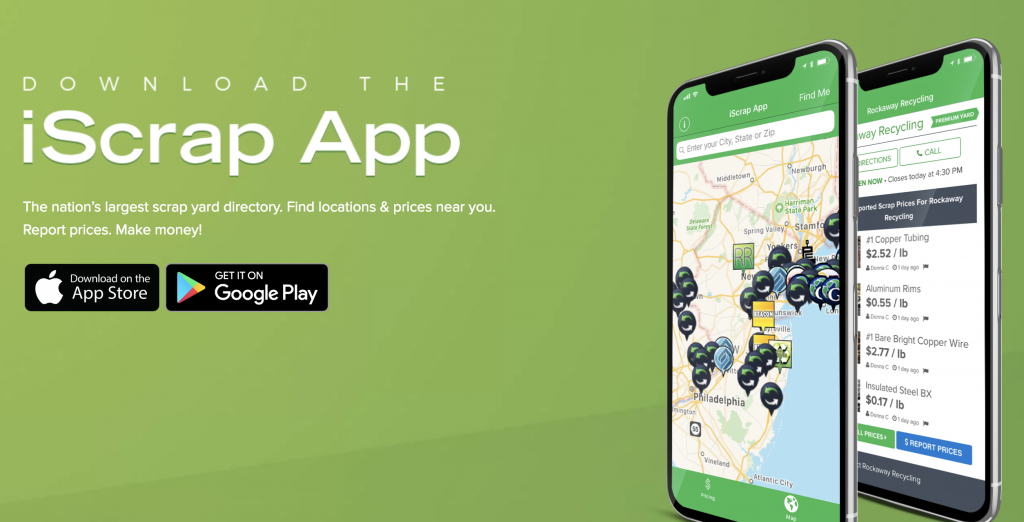 Scrap Price App - Download The iScrap App