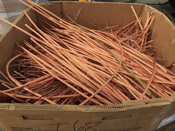 After High Prices, Copper Slips This Week - 2/13/19