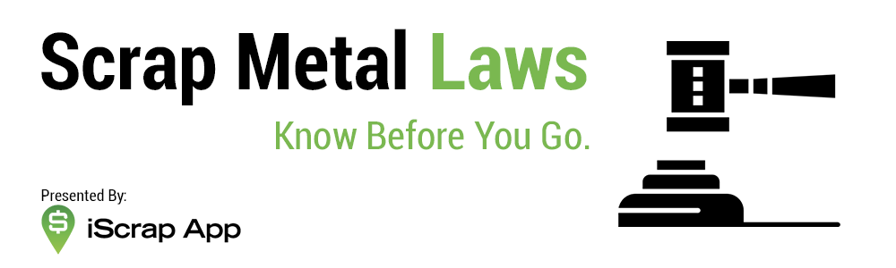 S Metal Laws By Us State Is