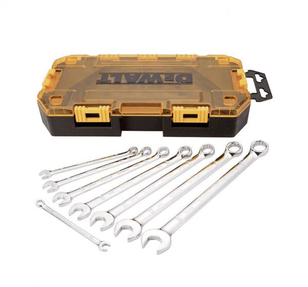 DeWalt Combo Wrench Set